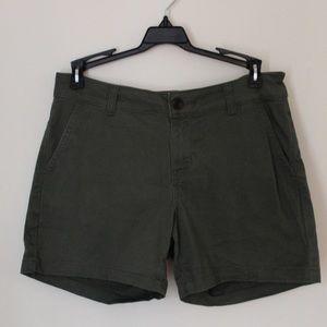 🍍a.n.a Twill Shorts